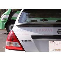 Nissan Tiida Spoiler De Cajuela Modelo Ejecutivo Flush