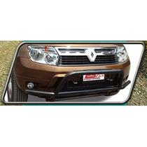 Burrera Y Bumper Trasero Deportivo Renault Duster 2012-2015