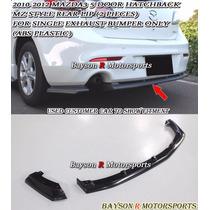 Lip Trasero Para Mazda 3 5 Puertas 10-12