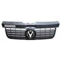 Parrilla Volkswagen Eurovan 2006-2007-2008-2009 Negra