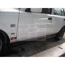 Nissan Tsuru 2016 Al 1992 , Par De Spoilers Laterales