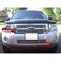 Combo Parrillas Billet Ford Escape 08 09 + Inserto Defensa