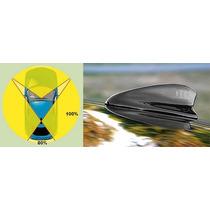 Antena Tiburón Digital Señal Dual A 360° Radio Fm Am Tv