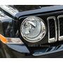 Cubiertas De Faros Delanteros Jeep Patriot 2011 A 2015