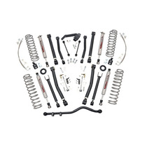 Suspension Jeep X-series Jk 4 Pulgadas 07-15