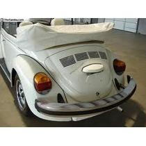 Vw Vocho Bocho Cubierta Convertible Volkswagen 49-1979