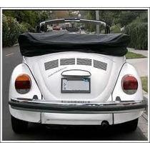 Vw Vocho Bug Bocho Cubiertas Convertibles Boot 49-79