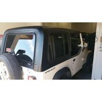 Capota Dura Para Jeep Yj 1986 A 1996