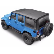 Capota Softtop Supertop Nx Bestop Jeep Jk 4 Puertas