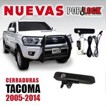 Cerraduras Pop & Lock Para Tacoma Codificable A Puertas