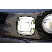 Cubre Tapa Gasolina Fj Cruiser 07-12 Toyota Cromada