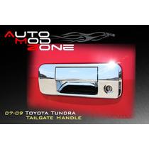 Manija Cromada (cover) De Tapa Trasera Toyota Tundra Au1