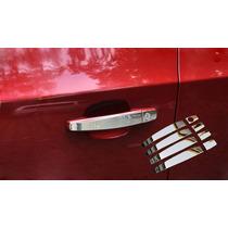 Cubre Manijas Cromadas Chevrolet Sonic