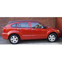 Cubre Manijas Cromadas Dodge Caliber 2007 - 2012, Accesorios