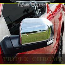 Cover Cromado Ford Pick Up 2015 De Espejos Importados