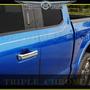 Ford Pick 2015 Cover Cromados De Manijas Solo 2 Puertas