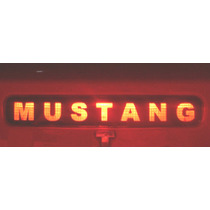 Mustang 05 Al 09 Calcomania Sticker Luz De Freno