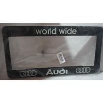 Porta Placas Audi Modelo Nuevo Ganalo,par..!!!hm4