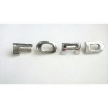 Ford Emblema Con Pines Letrero Camioneta Clasicos