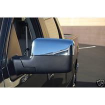 Cubierta De Espejos Tipo Lincoln Para Ford F150 Lobo 04 - 08
