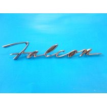 Emblema Ford Falcon 1963 Lateral