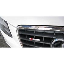 Emblema Audi S-line Para Parrilla