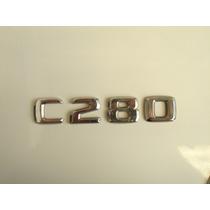 Emblema Cajuela Mercedes Benz