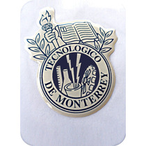 Emblema, Sticker. Calcomanía Encapsulado (logo/datos Empresa