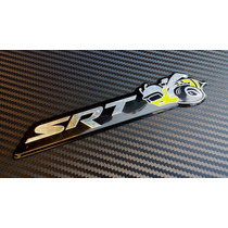 Emblema Srt Super Bee Challenger Charger Ram Autoadherible