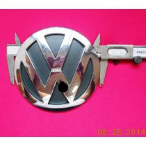 Emblema Original Vw Diversas Apliacaciones 11 Cm.bueno Hm4