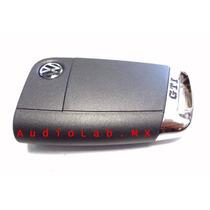 Llave Tipo Navaja Volkswagen Nuevo Golf Gti Original Mk7 15