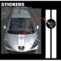 Sticker Tuning Para Peugeot