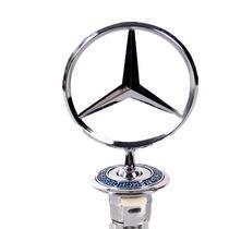 Emblema Escudo Mercedes Benz Cofre No Brabus Audi Bmw Amg