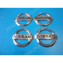 Emblemas Centros De Rin Nissan Tapon Tapa Universales