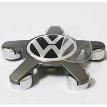 Centros De Rin Tapones Vw Volkswagen Como Audi 4 Piezas
