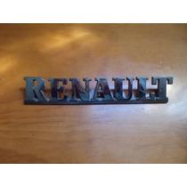 Emblema Renault Para Scenic Megane Clio Y Otros