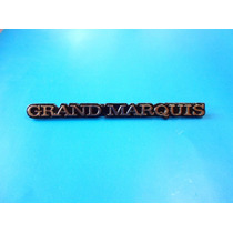 Emblema Ford Grand Marquis - Lincoln Lateral