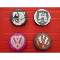 Emblema Parrilla Golf, Jetta, A2-a3, Mk2, Mk3 Decorados