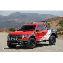 Stickers Vinil Lobo Roush Raptor Off Road Pick Up