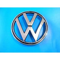 Emblema Volkswagen Combi Universal 18 Cm. De Diámetro