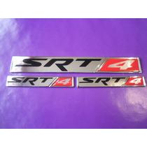 Emblemas Dodge Srt 4