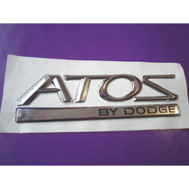 Emblema Atos By Dodge Hyundai
