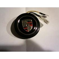 Porsche Botonera Claxon Volante Universal Para 2 Pulgadas