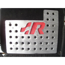 Juego Posapies R De Seat , Vw, Audi Aluminio Troquelado