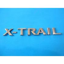 Emblema Nissan X - Trail Camioneta