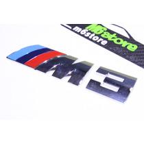 Emblema Bmw M3 Adherible 3m