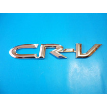 Emblema Honda Cr-v Para Cajuela - Camioneta