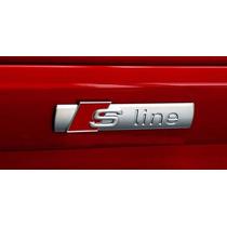 Emblema Alta Calidad Audi Auto Adherible Tuning