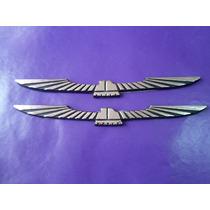 Emblemas Thunderbird Ford Laterales