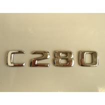 Emblema Cajuela Mercedes Benz # 349